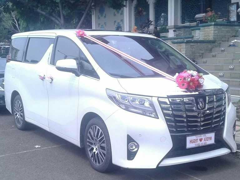 SEWA WEDDING CAR, RENTAL MOBIL MEWAH