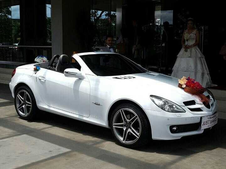 RENTAL MOBIL MERCESDES BENZ- MERCY SLK